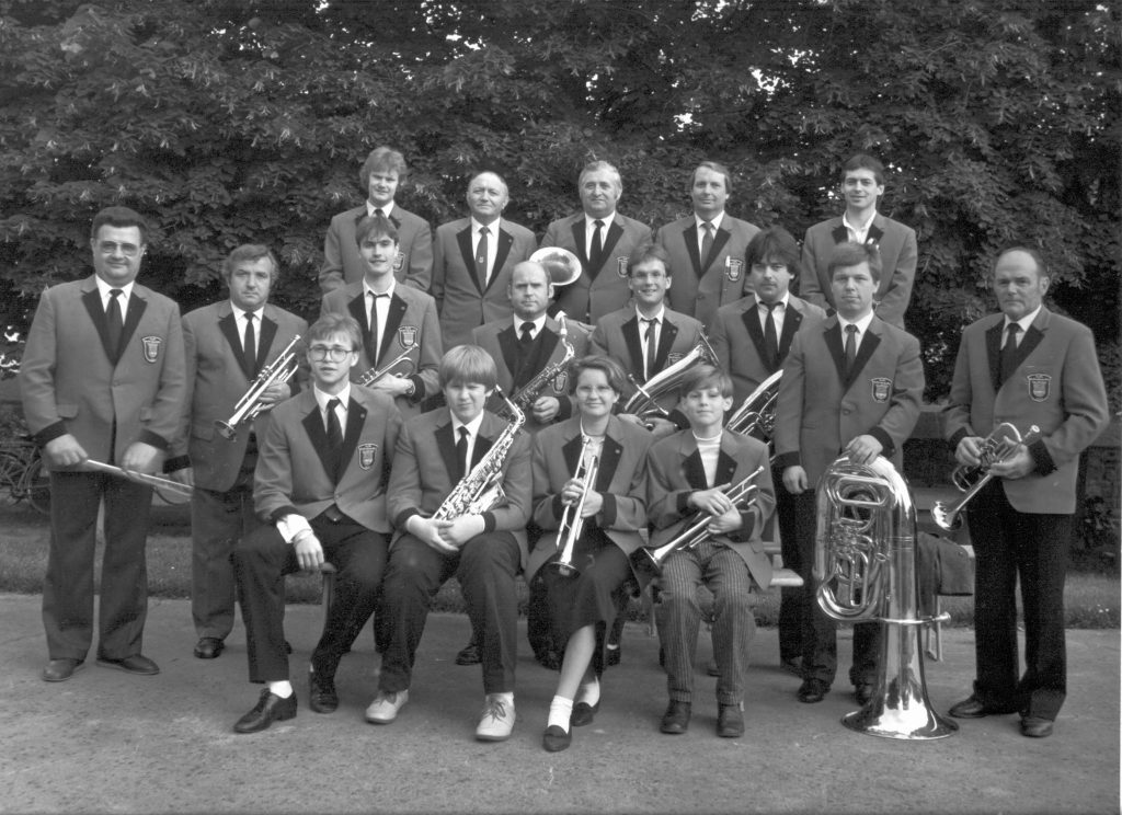 aktive Mitglieder 1980